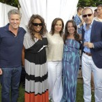 Donny Deutsch, Star Jones, Rosanna Scotto and Matt Lauer