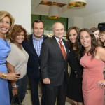 Hoda Kotb, Sunny Anderson, Greg Kelly, Ray Kelly, and Rosanna Scotto