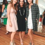 Samantha With Michelle Bergeron and Adelina Wong Ettleson