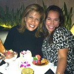 Samantha With Hoda Kotb