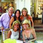 Hoda Kotb, Kathie Lee, Jennifer Miller and Mark Ehret