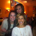Hoda Kotb and Rosanna Scotto