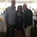 Eric Ripert and Tom Colicchio