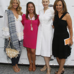Christie Brinkley, Kelly Rutherford and Rosanna Scotto