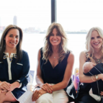 Kelly Bensimon and Rosie Pope