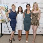 Ali Wentworth, Katie Lee and Stephanie March