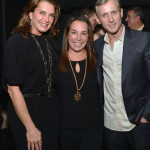 Brooke Shields and Dan Abrams