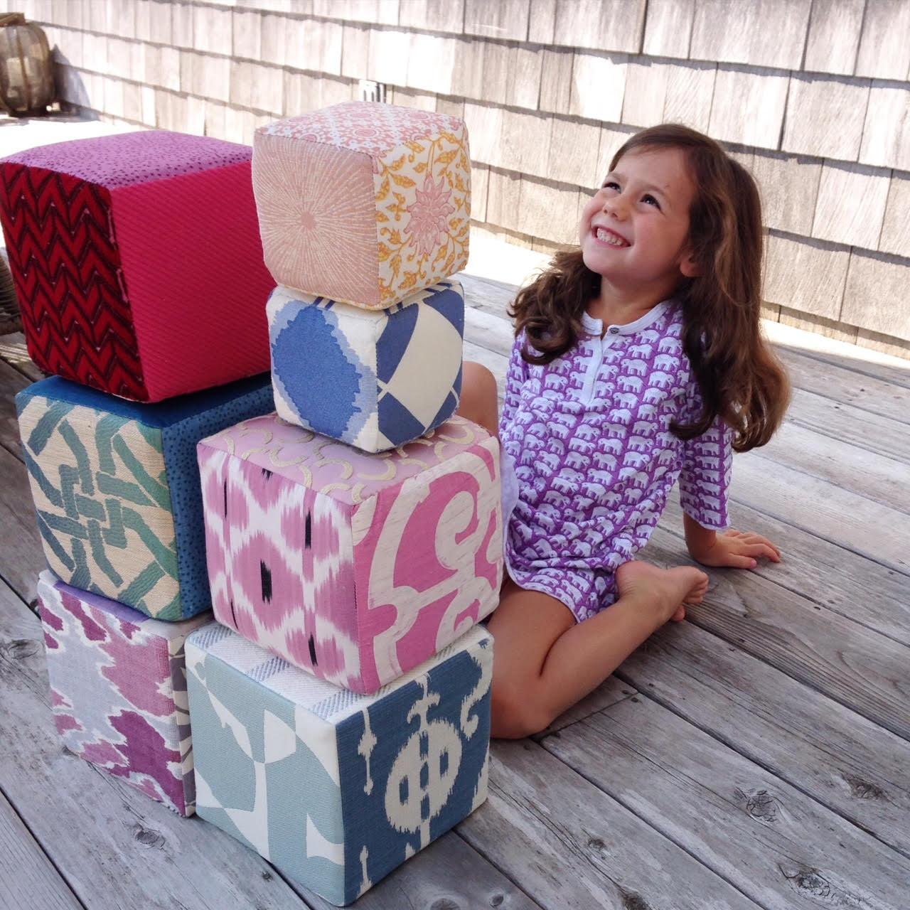 Luxe Baby Blocks